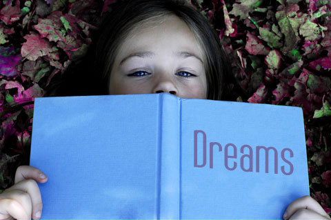 I love dreaming because I usually do not have MS in my dreams.